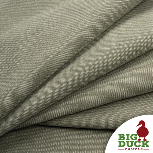 Stone Washed Canvas Gray Cotton Discount Fabric Rolls
