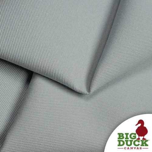 "All Cotton USA Fabric Light Gray ""Harbor Mist"" Color Full Rolls Wholesale Preshrunk"