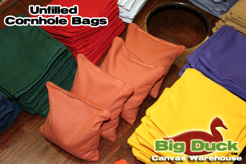 6 x 6 inch - regulation size unfilled bags