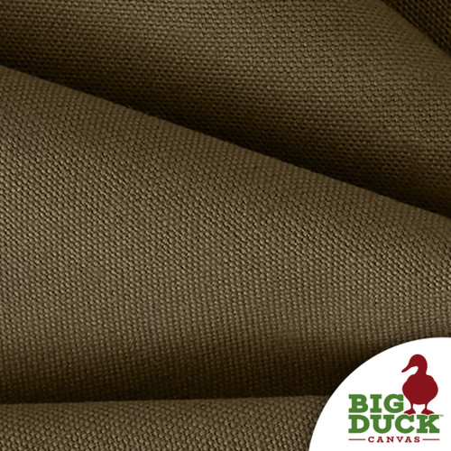 100% Cotton Canvas Duck 10oz Moss Green Wholesale