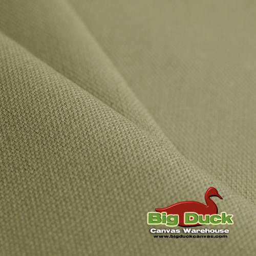 7oz Cotton Duck Cloth Khaki Wholesale Canvas