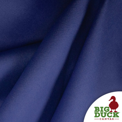 #10 (15oz) Cotton Duck Canvas - Royal Blue Wholesale Cloth Rolls
