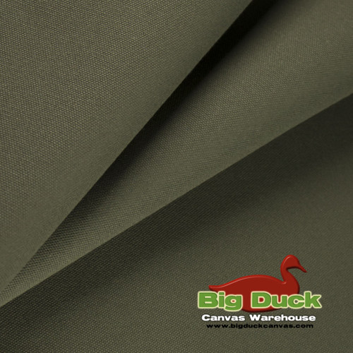 "cotton duck cloth/cotton canvas--#8/60""-olive green-wholesale by the yard/by the rolls"