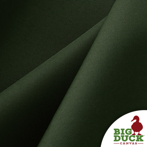 600D Polyester Fabric Marine/Awning Outdoor Canvas-Hunter GREEN