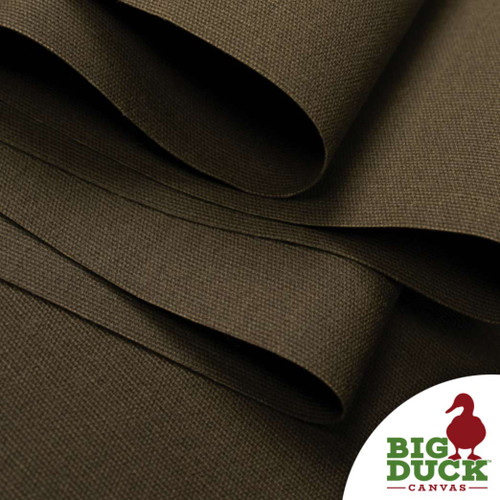 Waxed Canvas Cotton Duck 10oz - Olive Drab