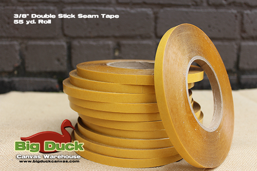 """3//8/"""" X 60 Yard Roll Basting Tape Double Faced Fast Shipping from The..."""