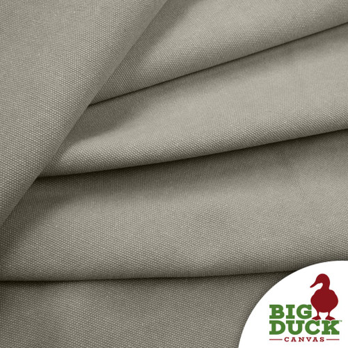 Stone Washed Canvas Gray Stone Cotton Discount Fabric Rolls
