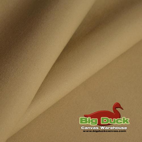 """#8 60"""" Cotton Canvas Fabric/Cotton Duck Khaki (was Number 8 Linen)"""