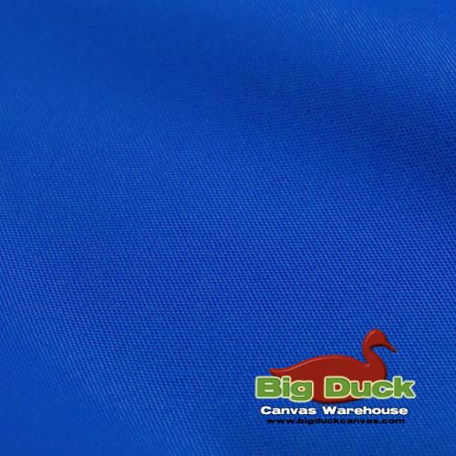 1000 Denier (1000D) Coated Polyester Canvas - Royal Blue