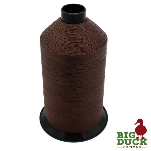 Sewing Thread-Bonded Nylon Tex70 Dark Mahogany 1LB (Fil-Tec BNT69)