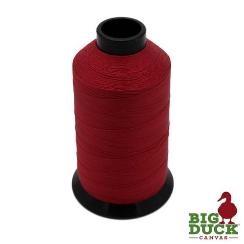 Sewing Thread-Polyester Tex90 Red 8OZ (Fil-Tec Premo Bond BPT92)