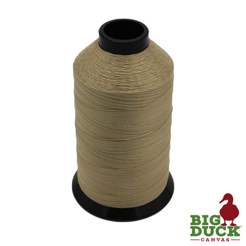Sewing Thread-Polyester Tex90 Sand 8OZ (Fil-Tec Premo Bond BPT92)