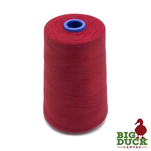Sewing Machine Thread-Spun Polyester T-40 Red 6,000 YDS (Fil-Tec)