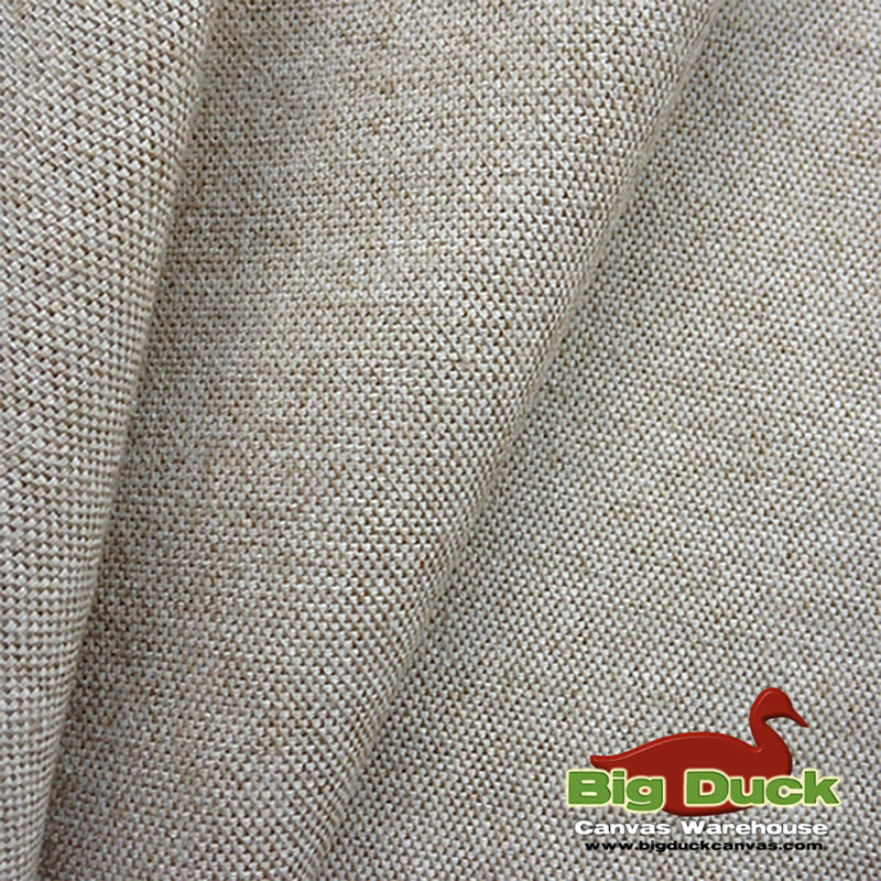 Oatmeal Basecloth Linen Upholstery Drapery Fabric 12oz Cotton