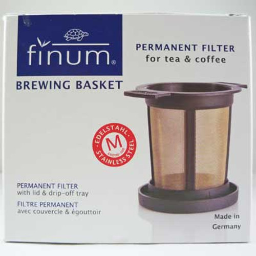 Brewing Basket Tea & Coffee Permanent Filter
