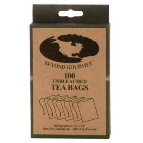 Tea Bags w/ Drawstrings 3-6 Cup