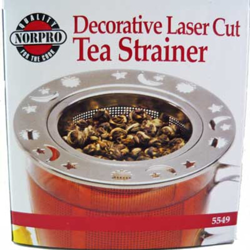 Decorative Tea Infuser Laser Cut