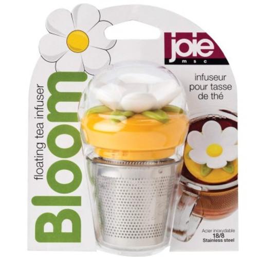Joie Bloom Floating Tea Infuser-Yellow