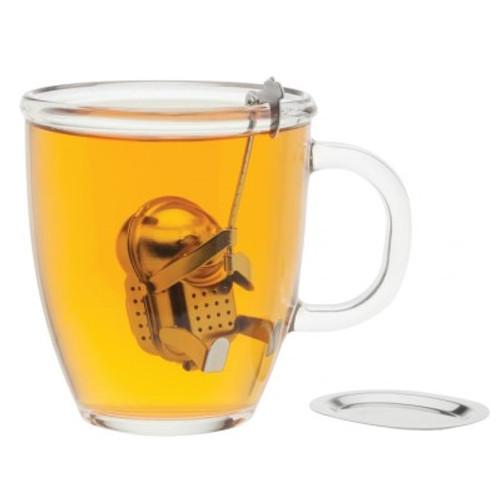 Rock Climber Tea Infuser