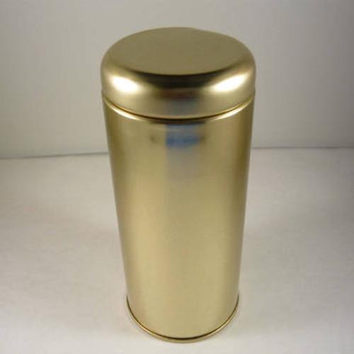 Loose Leaf Tea Tin- Gold