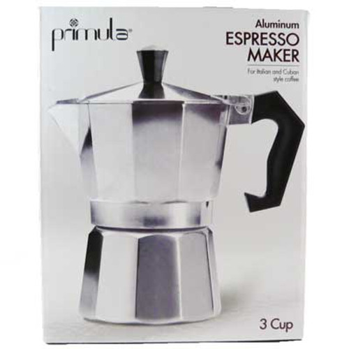 Stovetop Espresso Coffee Maker 3 Cup