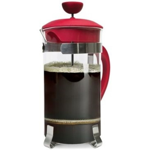 Classic Coffee Press 8 Cup Red