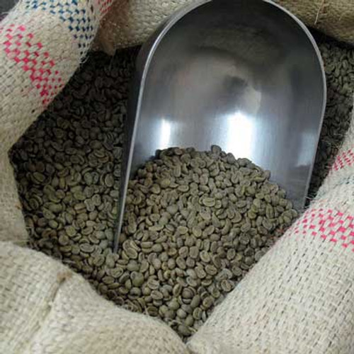 Unroasted Green Coffee - Priced Per Pound