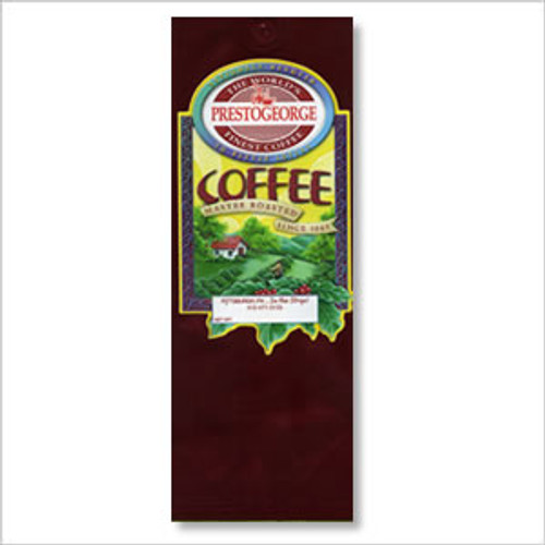 Leah's Chocolate  Ginger Spice Coffee
