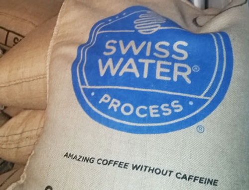 Decaf Colombian Supremo SW Coffee