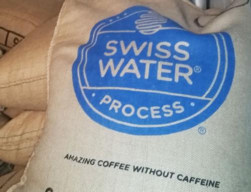 Decaf Sumatra Mandheling SW Coffee