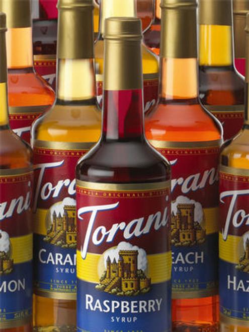Bourbon Caramel Syrup