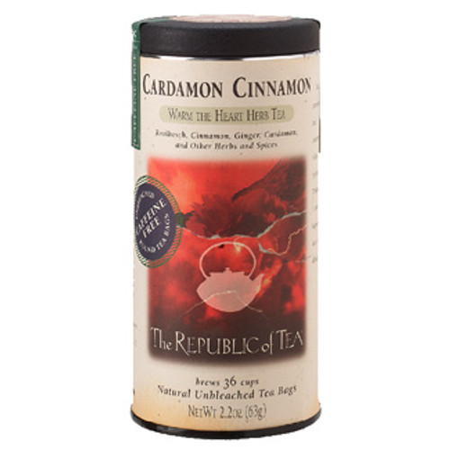 Republic Cardamon Cinnamon Herb Tea Bags 36ct.