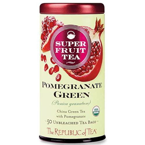 Republic Pomegranate Superfruit Green Tea Bags 50ct.