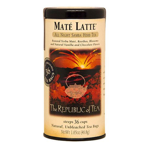 Republic  Mate Latte Tea Bags 36ct.