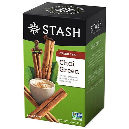 Stash Chai Green Tea Bags 20ct.
