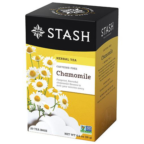 Stash Chamomile Herbal Tea Bags 20ct.