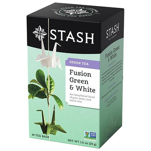 Stash Fusion Green and White Tea Bags 18ct.
