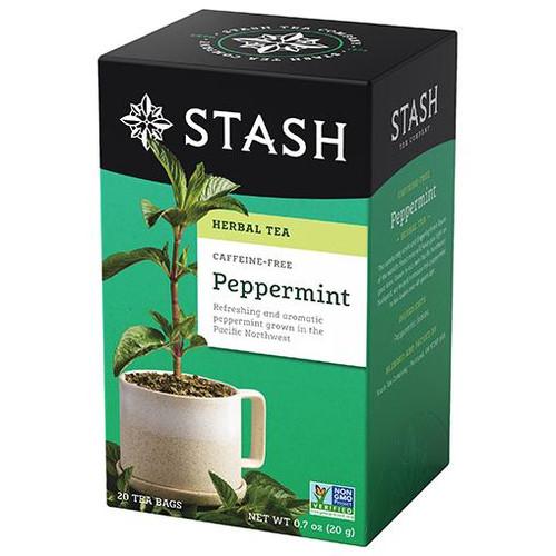 Stash Peppermint Herbal Tea Bags 20ct.