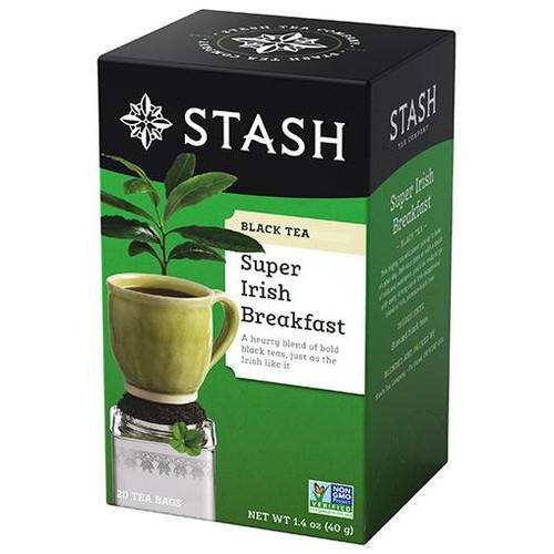 Stash Super Irish Breakfast Tea Bags 20ct.