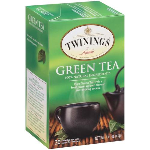 Twinings Green Tea Bags 20ct.
