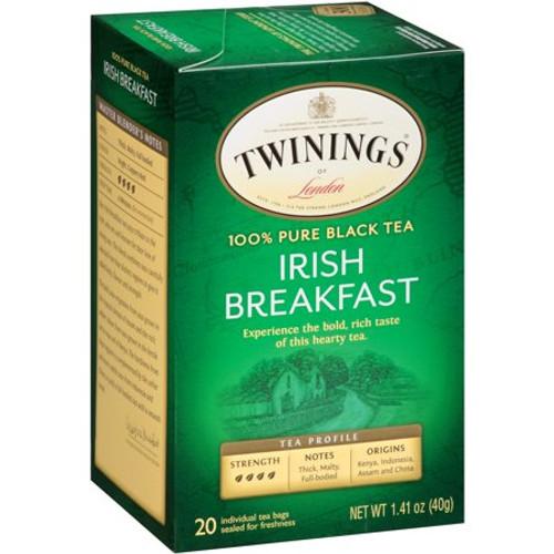 Twinings Irish Breakfast Tea Bags 20ct.