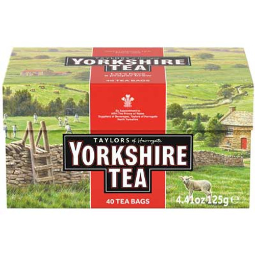 Yorkshire Tea Bags 40ct.