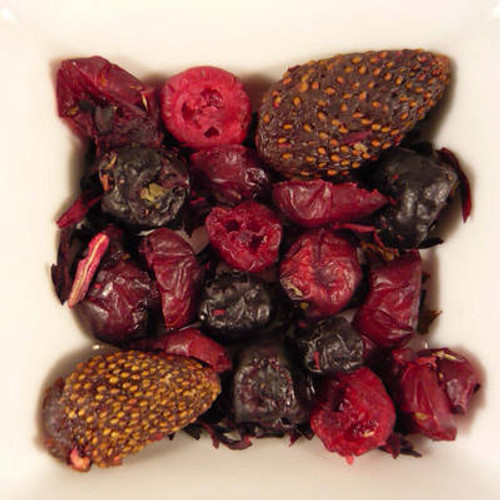 Berry Bunch Fruit Tisane Herbal Tea