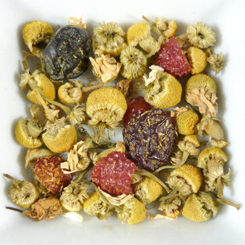 Organic Chamomile Fruit Herbal Tea
