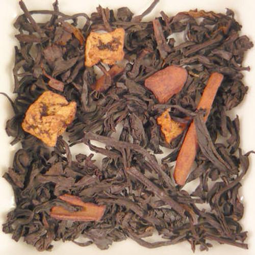 Organic Cinnamon Apple Black Tea