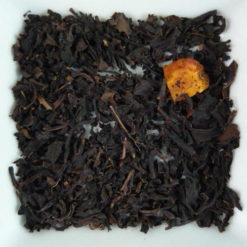 Decaf Organic Peach Black Tea