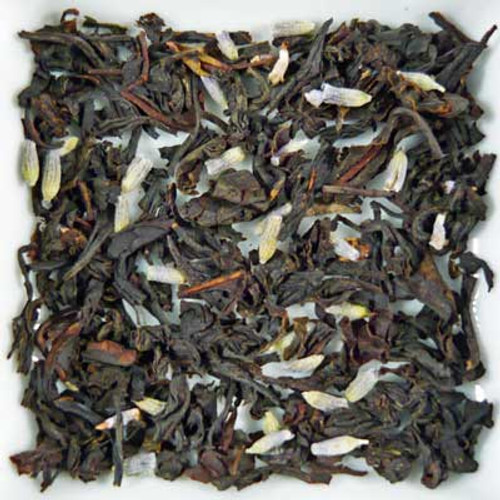 Organic Earl Grey Black Tea w/ Lavender