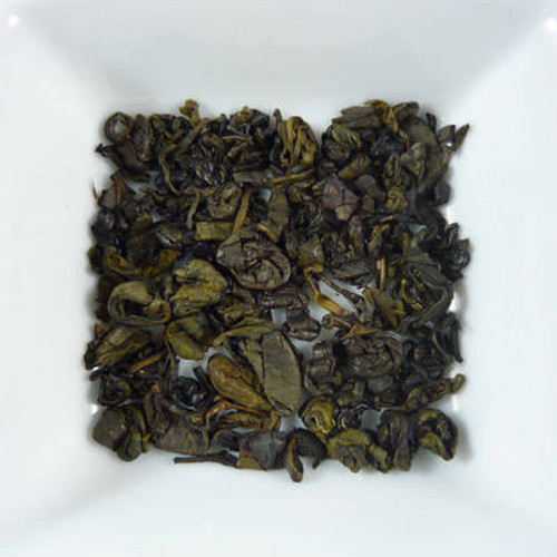 Earl Grey Gunpowder Green Tea