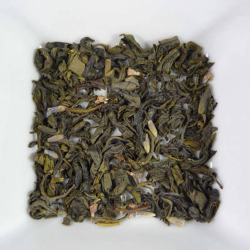 Organic Earl Grey Green Tea w/ Lavender