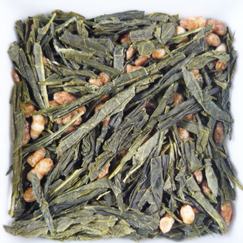 Organic Genmaicha with Toasted Rice Green Tea